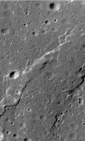 Lunar Stretch Marks