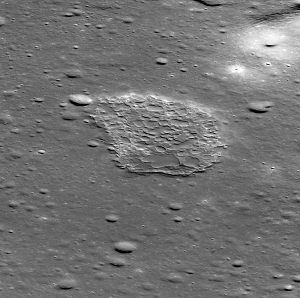 Volcanic Activity on the Moon