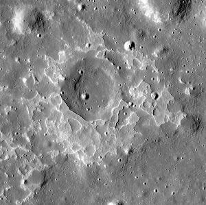Lava Flows on the Moon