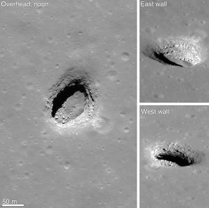 Lunar Pits