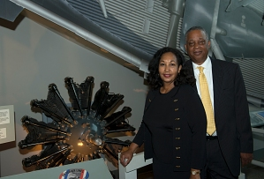 Kevin and Michelle Jackson