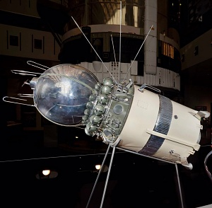 Vostok 3KA (1:3 scale model)