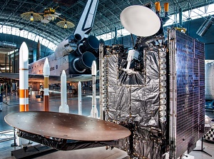 Sirius FM-4 Broadcasting Satellite