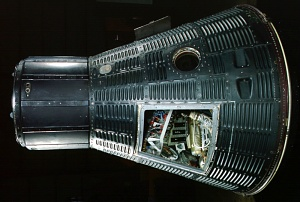 Mercury Freedom 7 Capsule