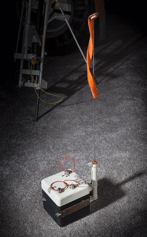 Lunar Seismic Explosives