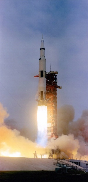 Apollo 10 Launch
