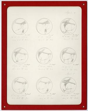 Drawings of Mars