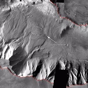 Valles Marineris, Mars