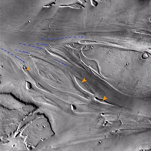 Outflow Channels on Mars