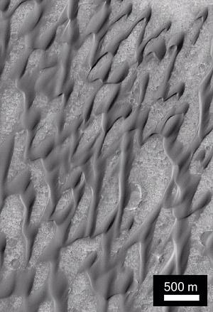 Herschel Impact Basin, Mars