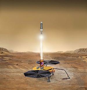 A Mars Sample Return Mission