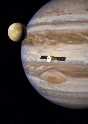 JUpiter ICy moons Explorer (JUICE)