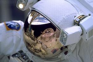 STS-103 Astronaut