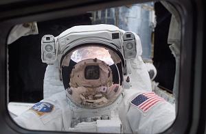 Grunsfeld During STS-109