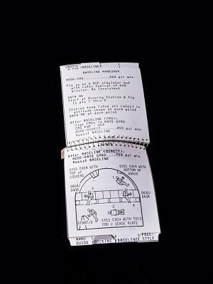 Skylab 3 Checklist