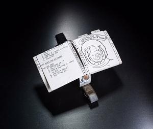 Apollo 16 Checklist