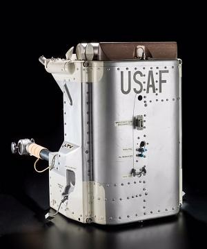 Gemini Maneuvering Unit Exterior
