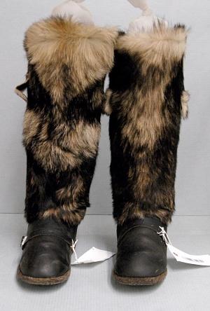 Leonov's Survival Boots