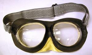 Leonov's Pilot Goggles