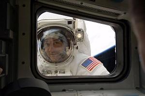Astronaut Mike Massimino