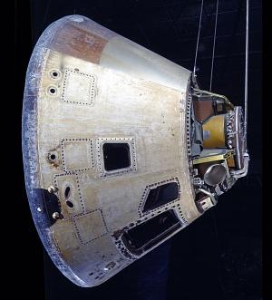 Skylab 4 Command Module