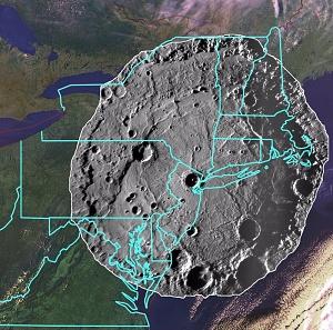 U.S. East Coast – Rembrandt Basin Overlay 2
