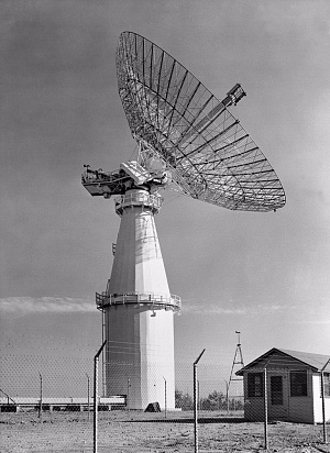 The Millstone ultra-high frequency radar