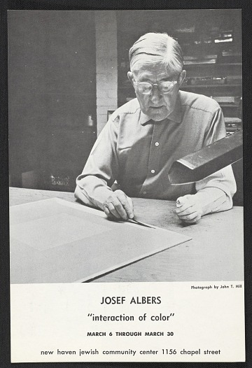 thumbnail image for Josef Albers papers, 1929-1970
