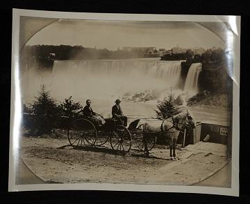 thumbnail image for George Inness at Niagara Falls