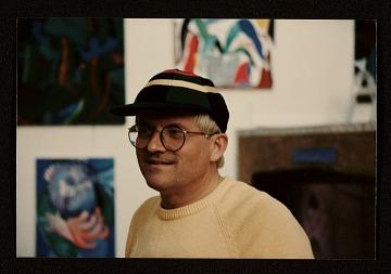 thumbnail image for David Hockney