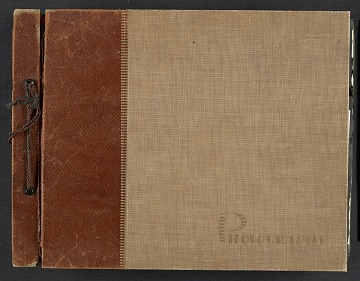 thumbnail image for Angelica Archipenko photograph album of Woodstock, N.Y.