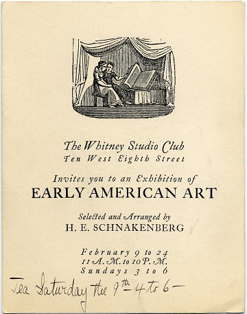 thumbnail image for Miscellaneous art exhibition catalog collection, 1813-1953