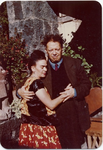 thumbnail image for Portrait of Frida Kahlo and Diego Rivera in Coyoacán, Mexico