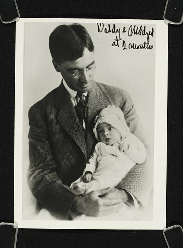 thumbnail image for Burt Barnes papers, 1909-1977