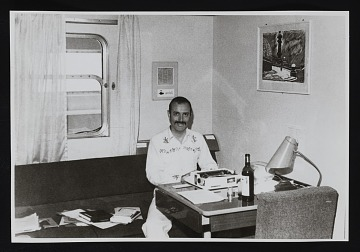 thumbnail image for Gregory Battcock papers, 1952-circa 1980