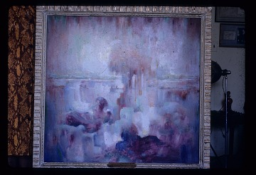 thumbnail image for Reproduction of <em>An expression from Variations (enigma) by Edward Elgar</em>, painting by I.J. Belmont