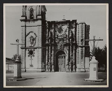 thumbnail image for Church of Santa María del Buen Suceso in Santiago Tianguistenco, Mexico