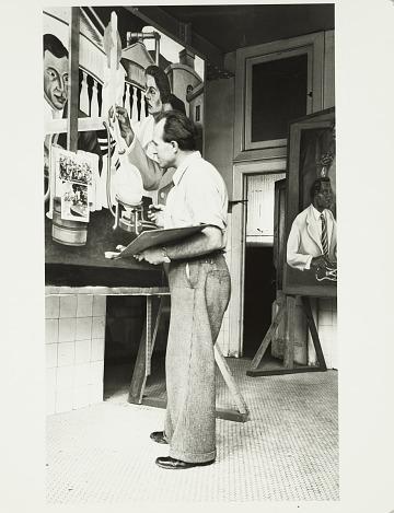 thumbnail image for Bernhard H. Berntsen papers, 1931-1987