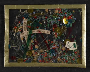 thumbnail image for Don Baum holiday card to Kathleen Blackshear and Ethel Spears