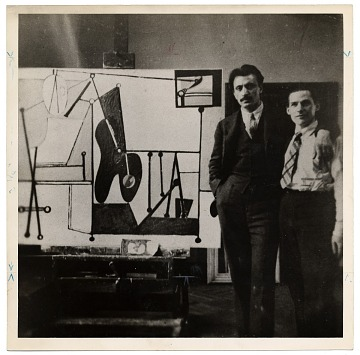 thumbnail image for Arshile Gorky and Willem de Kooning