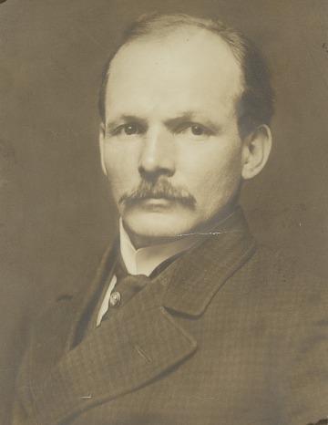 thumbnail image for Solon H. Borglum and Borglum family papers, 1864-2002