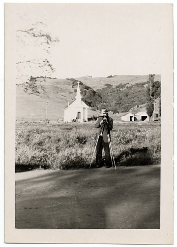 thumbnail image for Harry Bowden taking a photograph