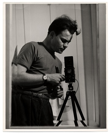 thumbnail image for Harry Bowden with camera