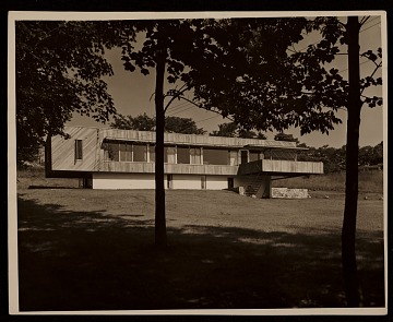 thumbnail image for Breuer House, New Canaan, Conn..