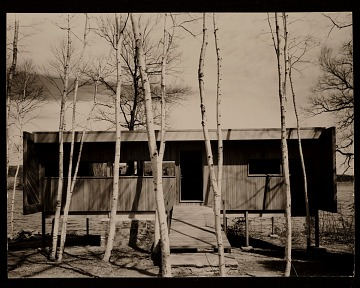thumbnail image for Caesar House, designed by Marcel Breuer, in Lakeville, Connecticut