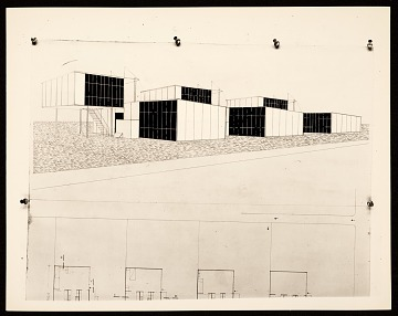 thumbnail image for concept drawing of the BAMBOS houses