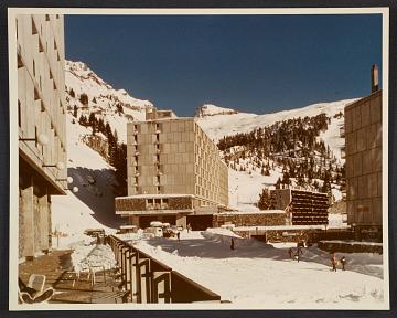 thumbnail image for Flaine Ski Resort in Haute-Savoie, France