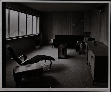 thumbnail image for Interior photograph of Ventris Apartment, London, England