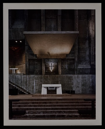 thumbnail image for Interior photograph of St. Frances de Sales Church in Muskegon, Michigan