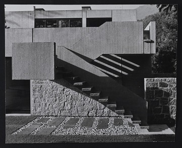 thumbnail image for Phothograph of East elevation of Koerfer House, Moscia, Switzerland